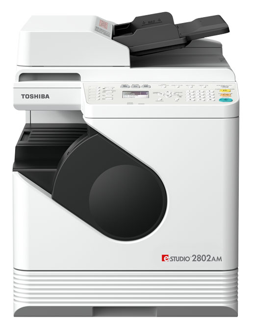 toshiba e studio 2802am printer