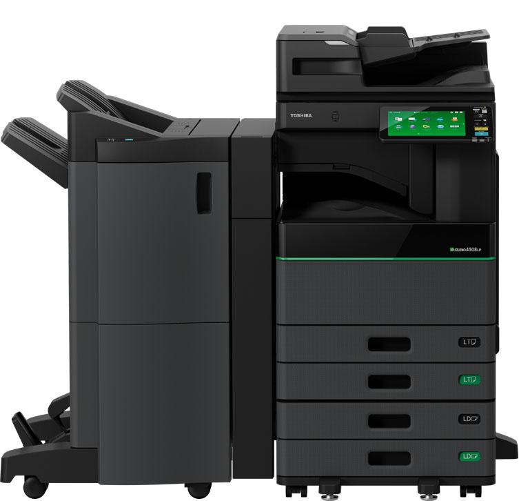toshiba estudio 4508 eco printer
