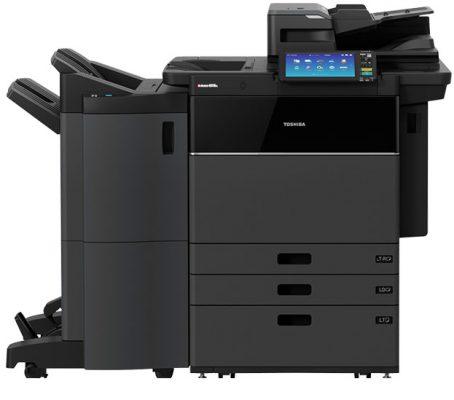 toshiba e studio 6518a printer