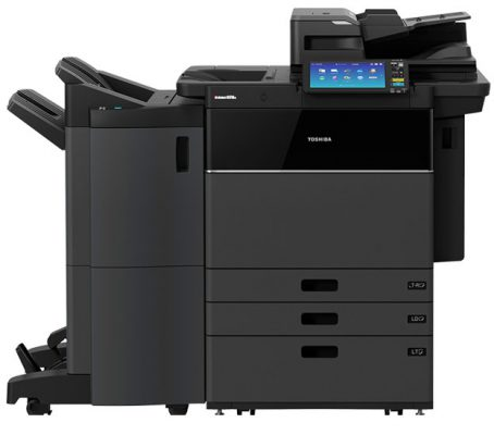 toshiba e studio 8518a printer